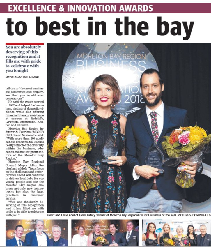 Gala night salute to best in bay