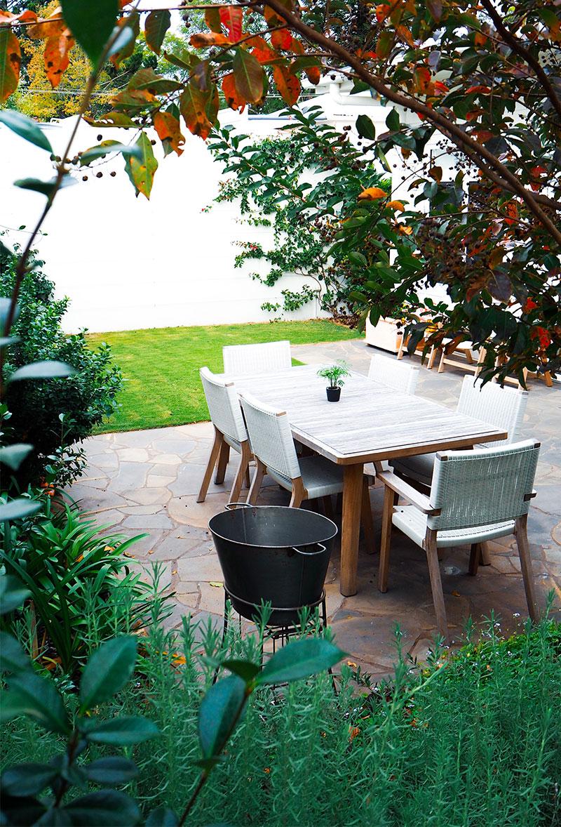 Toowoomba residential garden design