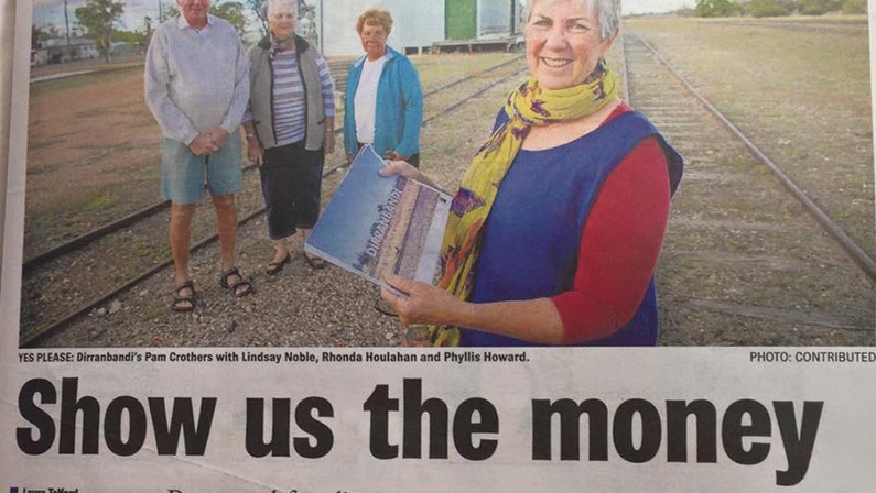Our Landscape Design Made The Papers!